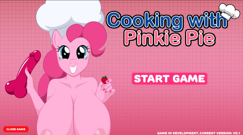 HentaiRed - My Little Pony - Cooking with Pinkie Pie - Version 0.13.5