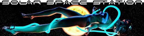 Zloy Banan - Solar Space Station - Version 1 Beta