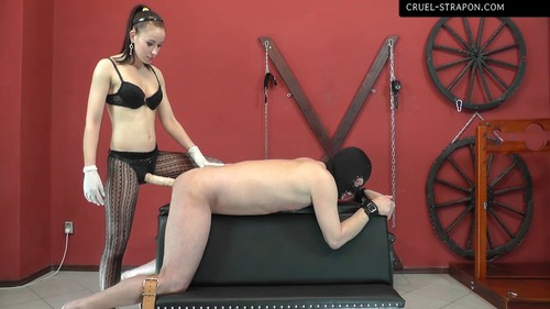 Mistress Anette - All the way in