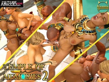 Temple of Memories 1-5 by Naama