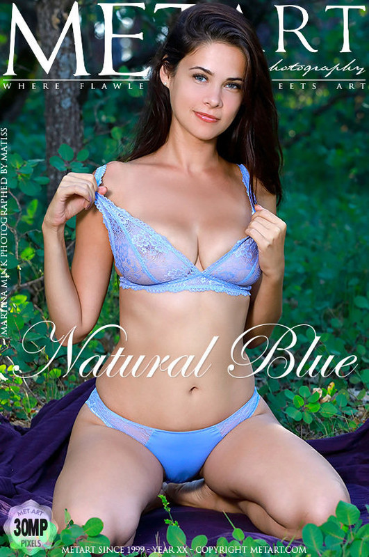 Martina Mink – Natural Blue - 120 pictures - 6720px (16 Mar, 2019)