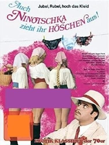 Auch Ninotschka Zieht Ihr Höschen Aus  [SD]