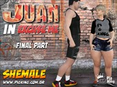 Juan In Excuse Me from Pig King
