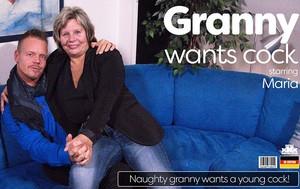 pwdpow3hcanz - Maria - Granny wants cock