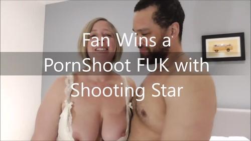 Fan Wins PornShoot FUK wth Shooting Star - Shooting Star4u