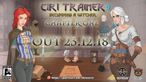 Ciri Trainer Chapter 2 by The Worst