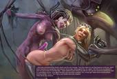 Bad Wish by OrionArt - Starcraft sex comic