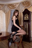 Julia I (Justin Mariara - Mariara In The Parlor1