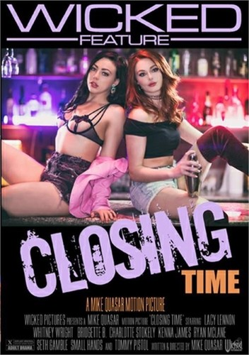 Kenna James, Bridgette B, Whitney Wright, Charlotte Stokely, Lacy Lennon, Seth Gamble, Tommy Pistol, Small Hands, Ryan Mclane - Closing Time (2019/WickedPictures.com/SD)
