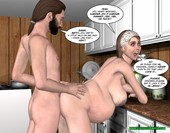Crazyxxx3DWorld - Jag27 - Tales of the Duenna 1-7 Parts Complete