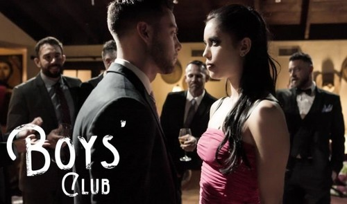 Alina Lopez - Boys Club (FullHD)