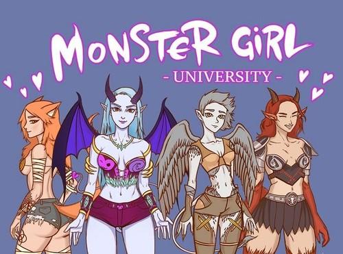Monster Girl University by Nyakochan