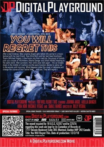 Amateurs - You Will Regret This (2019/DigitalPlayground.com/SD)