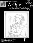 [Pandora's Box] Arthur in Arthur's First Panty Raid