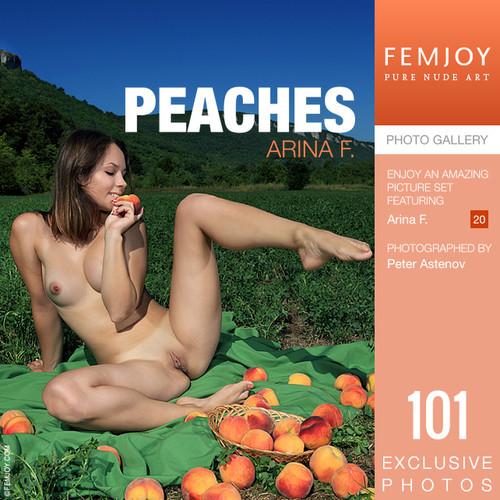 Arina F - Peaches (2019-04-17)