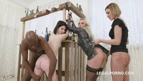 Brittany Bardot, Elen Million, Sara Bell, Mike, Neeo, Tony Brooklyn, Thomas Lee, Angelo, Rycky Optimal, Dylan Brown, Freddy Gong - The Lottery 2 Brittany Bardot And Elen Million Rule Balls Deep Anal, Dap, Gapes, Squirt, Anal Fisting Gio999 (2019/Lega
