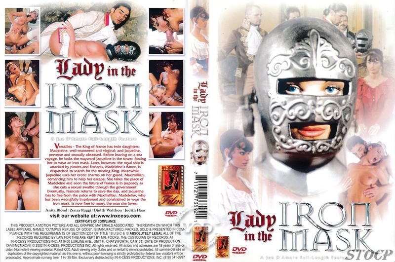 Porno photo lady in the iron mask xxx