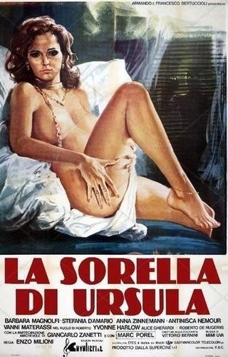 Barbara Magnolfi  Ursula Beyne - La Sorella Di Ursula (2019/RewindFilm,Supercine.com/HD)