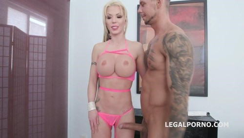 Barbie Sins, Neeo, Thomas Lee, Angelo, Michael Fly - She Is A Monster Barbie Sins Goes All In, Balls Deep Dap, Tp, Tap, Quap Gio986 (2019/LegalPorno.com/SD)