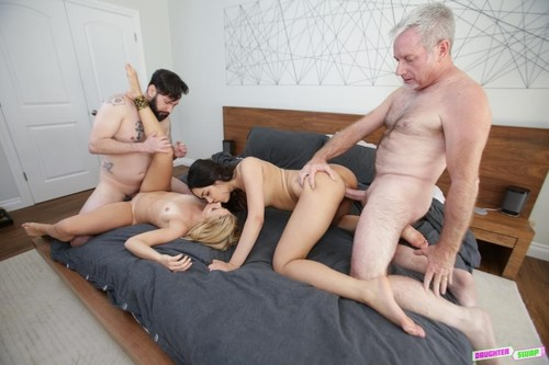 Teaching Daughters To Love Dick [SD]