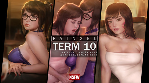 Fainxel NSFW Art: Term 10 by Fainxel