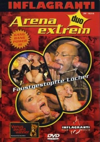 Arena Extrem Duo – Faustgestopfte Löcher