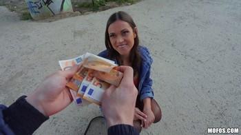 Czech Public Pickups Alyssa Reece