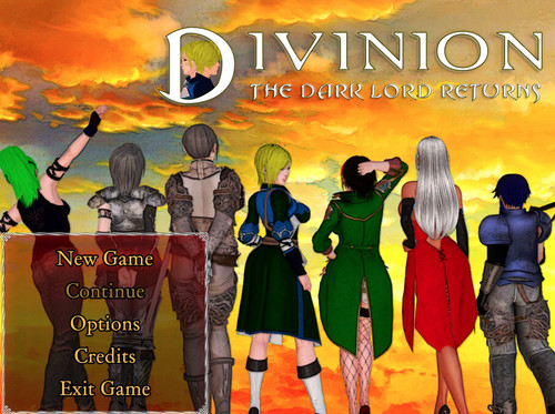 Divinion - The Dark Lord Returns Version 1.0.1 by Tjord