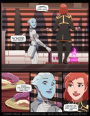 Seriojainc - Mass Effect - Dinner Date