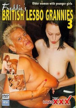 Freddie's British Lesbo Grannies #3