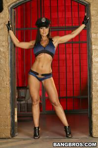 Lisa Ann - Lisa Ann's Jail Time