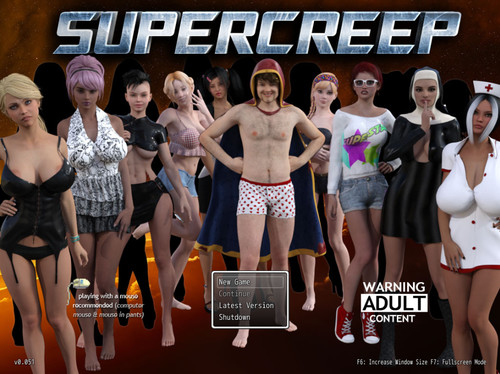 SuperCreep - Version 0.052 by Boner Games