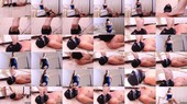 Disgusting Foot Gagging - Mistress Iside