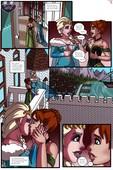 JZerosk - The Queen's Affair (Frozen porn comic) - Ongoing