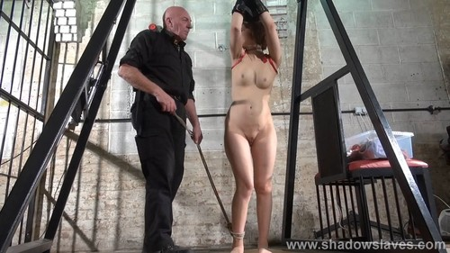 Slavegirl Bemby - Introducing Bemby