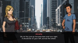 An Unusual Date: Amelie - [InProgress Full Mini-Game] (Uncen) 2019