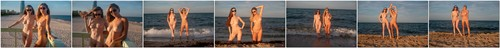 [TheEmilyBloom] Emily Bloom, Katie Darling - Nude Beach 07130