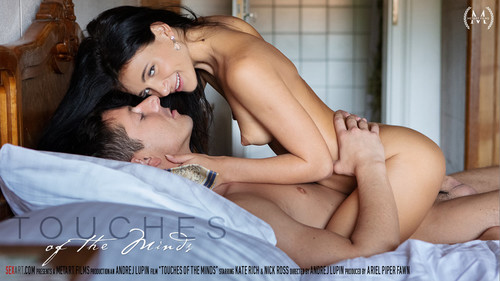 SexArt Kate Rich & Nick Ross Touches Of The Mind