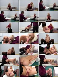 Helena Moeller - Hot blondes sexy casting couch fuck [HD 720p] FakeAgent