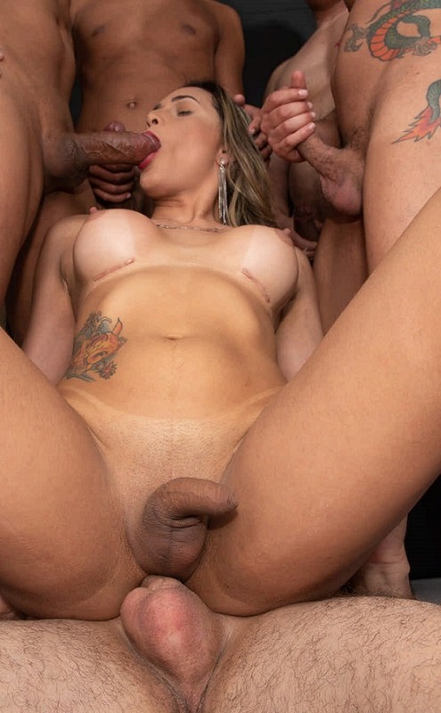 Belatriz Endless Cock Gangbang (18 July 2019)