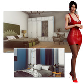 Flirting with Yasmine v0.0.1 by REAL LOVE 3D