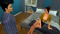 Flirting with Yasmine - Version 0.0.1