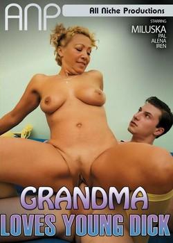 Grandma Loves Young Dick