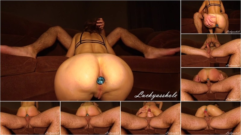 Sucking and Riding his Dick like a Pro - Hottest Amateur Teen [FullHD 1080P]