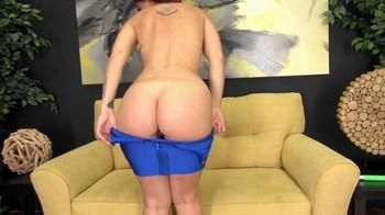 Karlie Montana - Sexy in Blue, HD