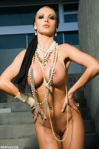 Nikki Benz - Scarf Up Cover