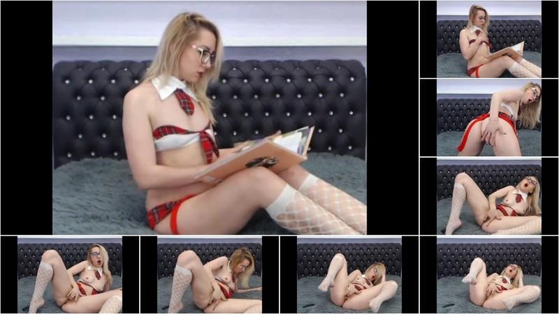 HeisseSusanne4U - Beim Lesen geil werden [HD 720P] Watch Online