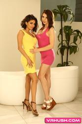 Darcie Dolce & Tara Morgan - Lesbian Sex 252