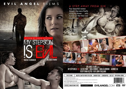 EvilAngel My Stepson Is Evil XXX 720p MP4-KTR
