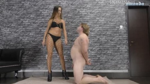 Slap and spit - Femdom Porn